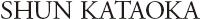 Shun Kataoka Web Site